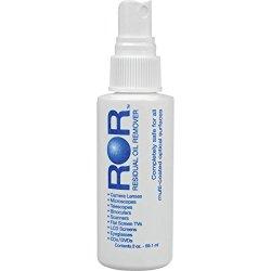 3 X ROR Optical Lens Cleaner 2 Oz Spray Bottle