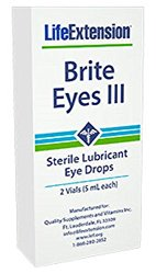 Life Extension Bright Eyes III, 2 tubes, 5 ML each