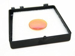 SMO New HQ ZnSe Focal Lens for CO2 Laser Cutting Diam 25mm FL: 1″,1.5″,2″,2.5″,3″,4″ (1″/25.4mm)