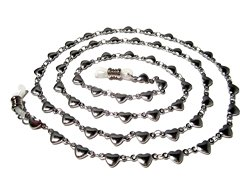 Solid Hearts Chain Eyeglass Holder – Solid Hearts Stainless Steel Eyeglass Chain