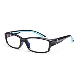 SPEKTRUM COMPUTER GLASSES: Anti Blue Light Computer Glasses -Teenager. Anti-glare,anti-reflective,anti-fatigue, UV and Computer/TV Electromagnetic Radiation Protection, Anti Fog, Scratch Resistant