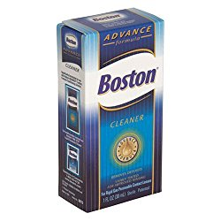 Boston Cleaner, Advance Formula, 1 Fluid Ounce