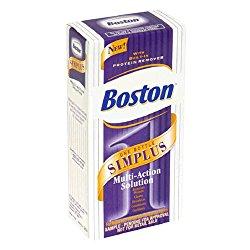 Boston Simplus Multi-Action Solution, 3.5 fl oz Bottle