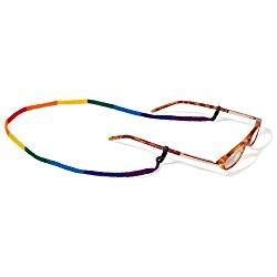 Croakies Guatemalan Eyewear Retainer, Spec Ends