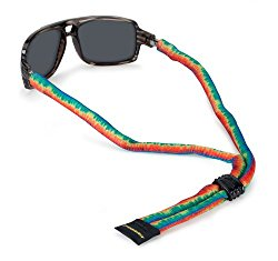 Croakies Suiters Eyewear Retainer, Tie Dye, Anuenue