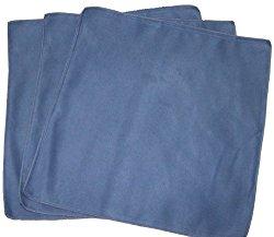 Opti Polishing Cloth: Pkg of 3 – 12″ X 12″ Blue