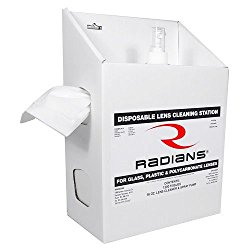 Radians Lens Cleaning Station
