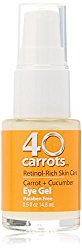 40 Carrots Eye Gel, .5-Ounce Boxes