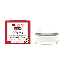 Burt's Bees Naturally Ageless Line Smoothing Eye Cream, 0.5 Ounces
