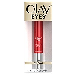 Olay Eyes Depuffing Eye Roller massages to Help Reduce Puffiness and Instantly Awaken Tired-Looking Eyes, 0.2 Fl Oz