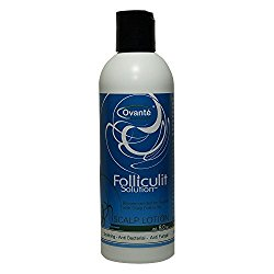 Treatment of Severe and Chronic Folliculitis – Leave in Hair and Scalp Lotion 8.0 Oz