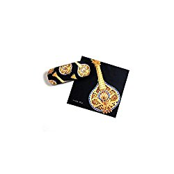 Fado Eyeglass Case With Cleaning Cloth Made In Portugal