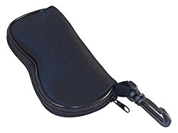 Foam Eyeglass Case For Anywhere/Everywhere Storage – Black.