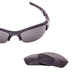 LenzFlip Oakley Flak Jacket Lens Replacement – Gray Polarized Lenses