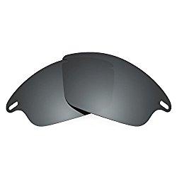 Revant Lenses for Oakley Fast Jacket Polarized Black Chrome