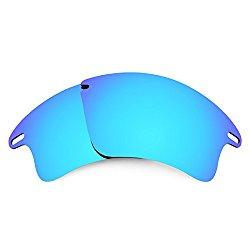 Revant Lenses for Oakley Fast Jacket XL Polarized Ice Blue
