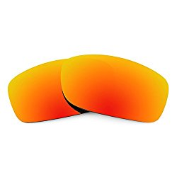 Revant Lenses for Oakley Fives Squared Polarized Fire Red