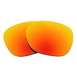 Revant Lenses for Oakley Garage Rock Polarized Fire Red