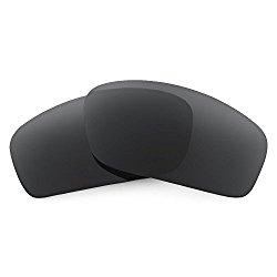 Revant Replacement Lenses for Oakley Splinter Polarized Stealth Black
