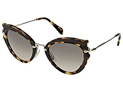 Sunglasses Miu Miu MU 5 SS VIF3D0 LIGHT HAVANA