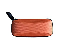 Yonger Sunglasses Case, for Everyday Glasses, Sports Eyeglasses Goggles Fits Standard Size Eyewear , Lightweight, Zipper Closure Many Colors,1PC