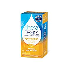 TheraTears Eye Nutrition- 90 CT- Omega 3 Supplement