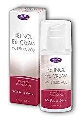 Life-Flo Retinol Eye Cream w/Ferulic Acid (Unscented) 1.7 Ounces