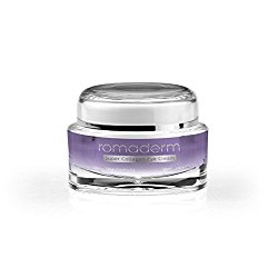 Romaderm- Super Collagen Eye Cream-Dark Circles, Puffiness, Wrinkles and Bags – The Most Effective Anti-Aging Eye Cream for Under and Around Eyes