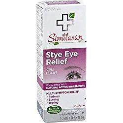 Similasan Stye Eye Relief Drops, 0.33 Ounce