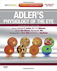 Adler's Physiology of the Eye: Expert Consult – Online and Print, 11e