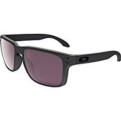 Oakley Holbrook Sunglasses, Steel/Prizm Daily Polarized, One Size