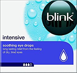 Allergan Blink Intensive Tears Vials 20×0.40ml