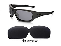 Galaxy Replacement Lenses For Oakley Valve Black Color Polarized