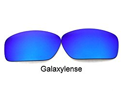 Galaxy Replacement Lenses For Oakley Valve Blue Color Polarized
