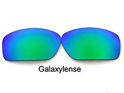 Galaxy Replacement Lenses For Oakley Valve Green Color Polarized