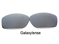Galaxy Replacement Lenses For Oakley Valve Titanium Color