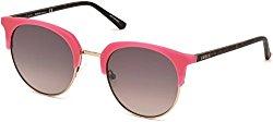 Sunglasses Guess GU 3026 73F Matte Pink / Gradient Brown