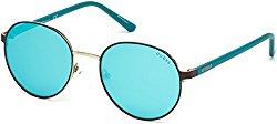 Sunglasses Guess GU 3027 49C Matte Dark Brown / Smoke Mirror