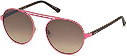 Sunglasses Guess GU 3028 73F Matte Pink / Gradient Brown