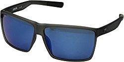 Costa Unisex Rincon Matte Smoke/Blue Mirror 580p One Size