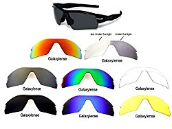 Galaxy Replacement Lenses For Oakley Radar Path 8 Color Pairs Special Offer