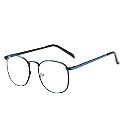 Meijunter Retro Boys Girls Big Frame Casual Short Sight Myopia Glasses -1.0~-5.0