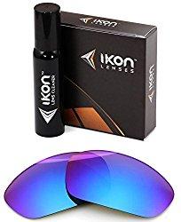 Polarized IKON Replacement Lenses For Maui Jim Stingray MJ-103 Sunglasses – Violet