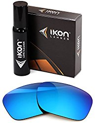 Polarized IKON Replacement Lenses For SPY Optic Angler Sunglasses – Ice Blue