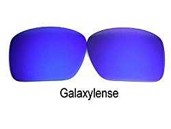 Galaxy Replacement Lenses For Oakley Oil Drum Sunglasses Blue Polarized