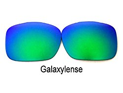 Galaxy Replacement Lenses For Oakley Oil Drum Sunglasses Green Polarized