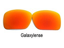 Galaxy Replacement Lenses For Oakley Oil Drum Sunglasses Red Polarized