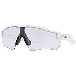 Oakley Men's Radar EV Path MLB Sunglasses,Polished White