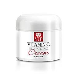 antioxidant powder – VITAMIN C REVITALIZING CREAM – vitamin c serum and hyaluronic acid – 1 Jar