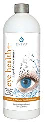 Eniva Eye Health+ Liquid Concentrate for Vision and Macular Health (32 oz)